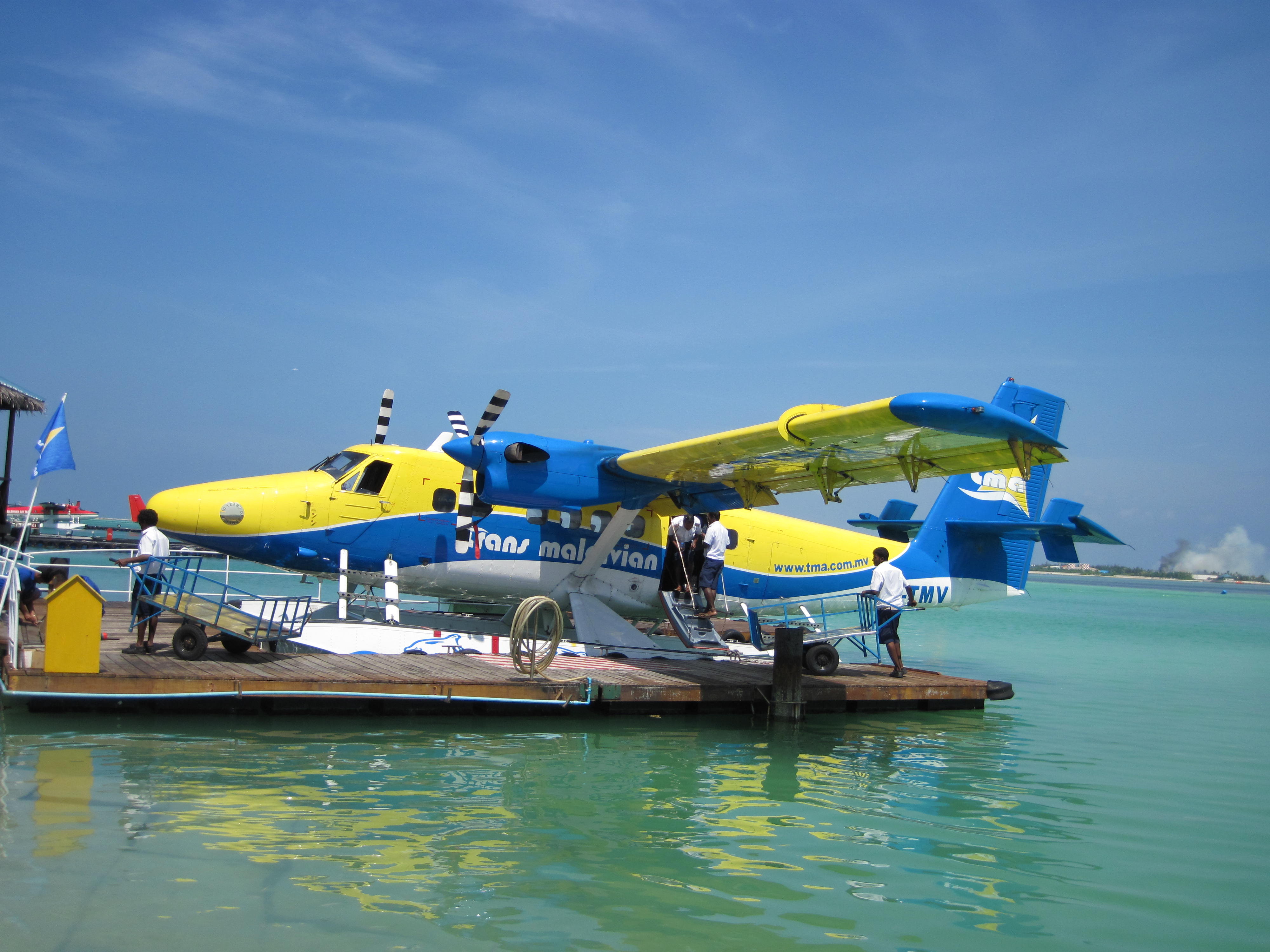 Maldives air taxi